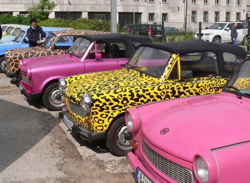 Berlin Trabi Safari