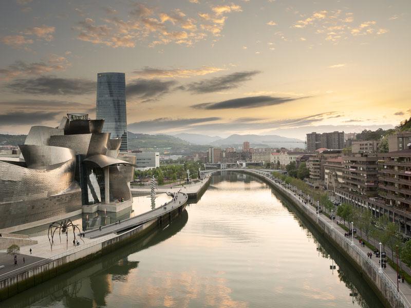 Ria de Bilbao - Nervion