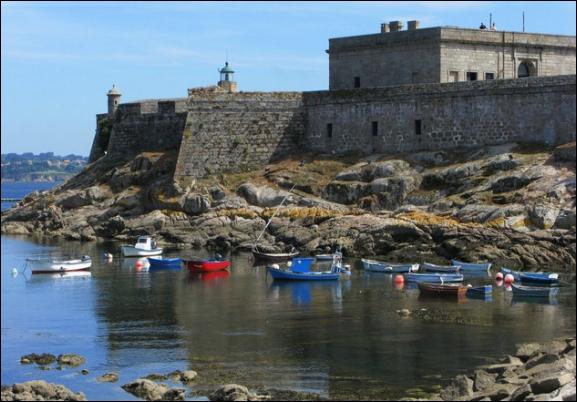 """La """"Ciudad Vieja"""" de A Coruña"""