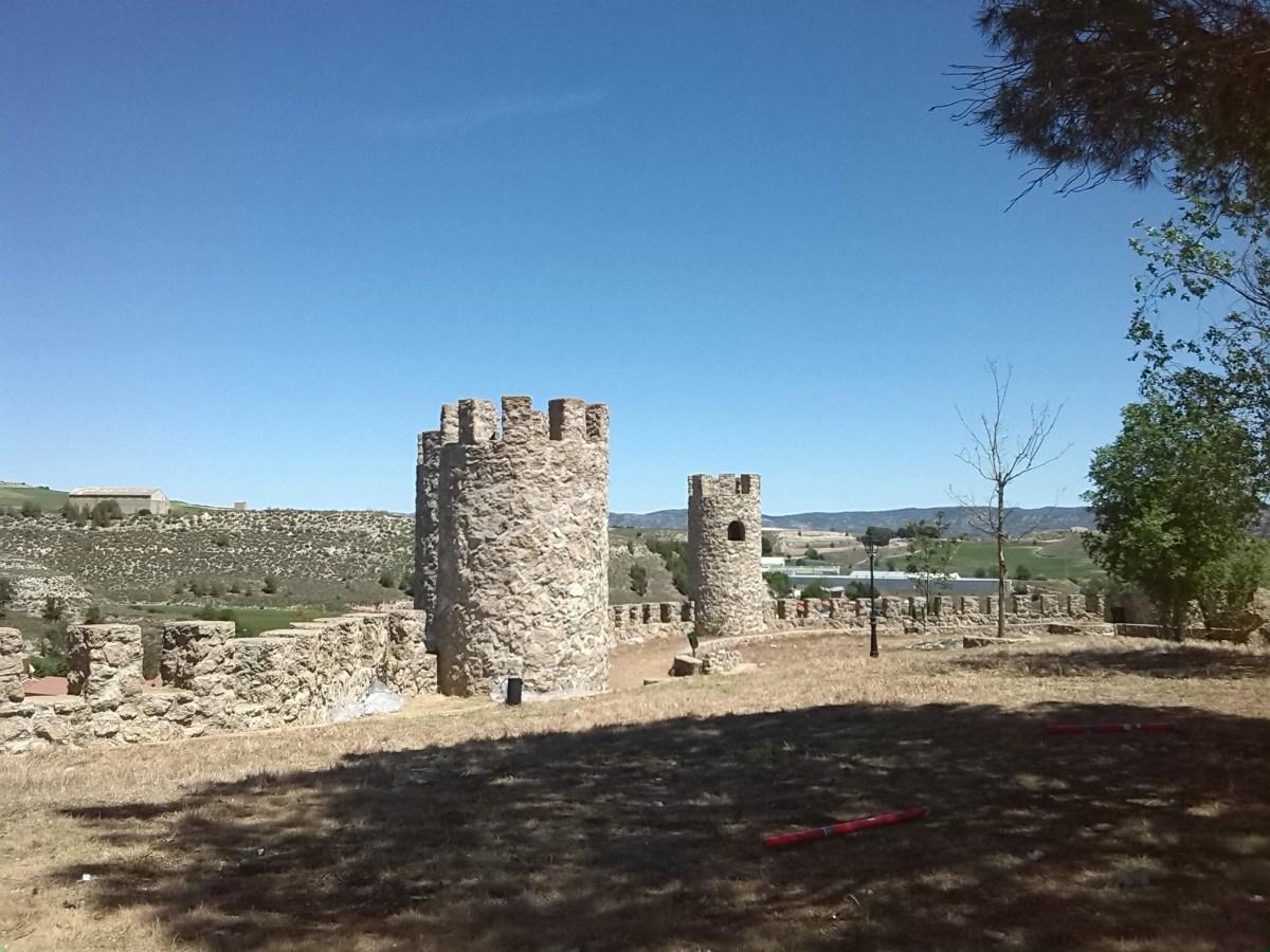 Castillo de Almoguera