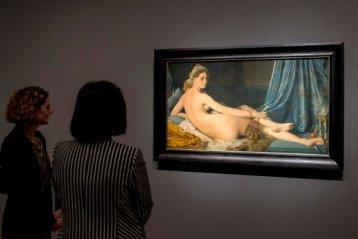 """Exposición """"Ingres"""" en el Museo del Prado"""