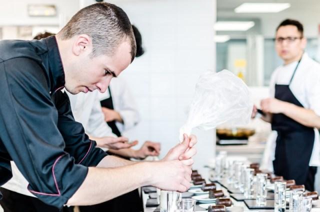The Art of Cooking. Restaurante Volvoreta