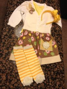 kinsey outfit