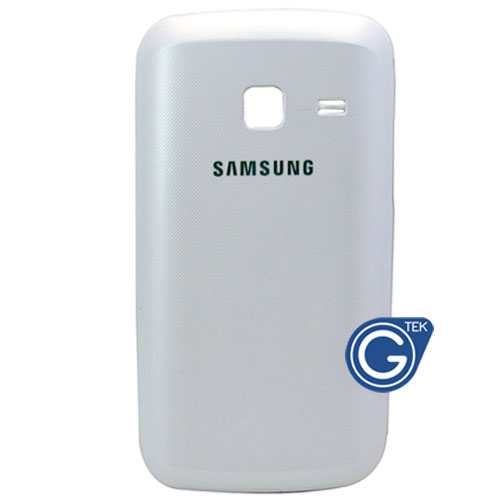 Samsung Galaxy Y Duos S6102 battery cover white :: S6102 ...