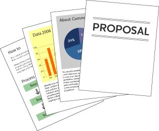 Contoh Proposal : Bantuan Dana, Usaha Makanan, Skripsi