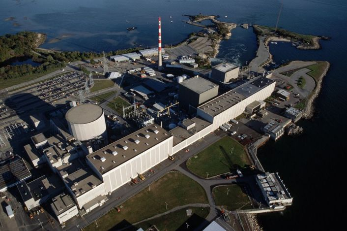 Millstone Nuclear Power Plant di Connecticut