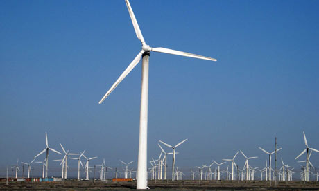 china wind power listrik