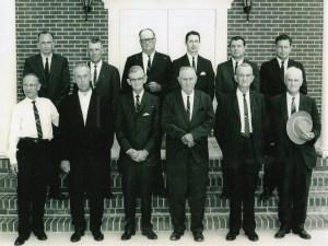 Gum Branch Baptist Church - Historical Photos