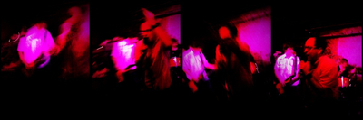 Four Frames of The Hold Steady