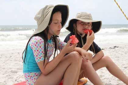 Seaside Watermelon