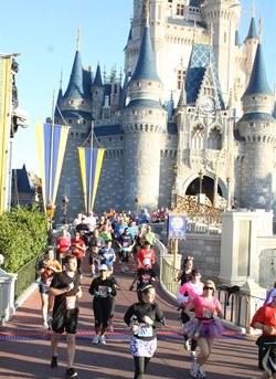 Through Cinderella's Castle