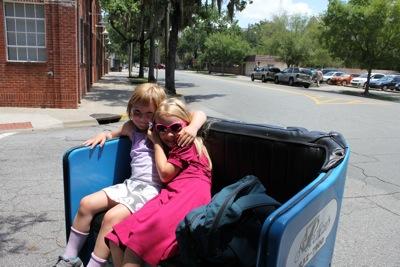 Pedicab Girls