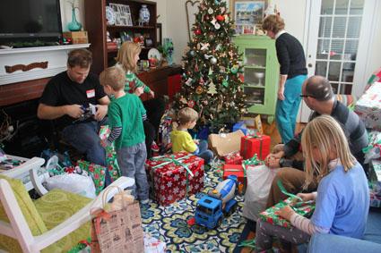 Christmas at Boo's House