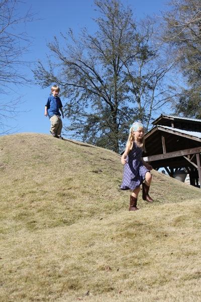 Hill Cliimbers
