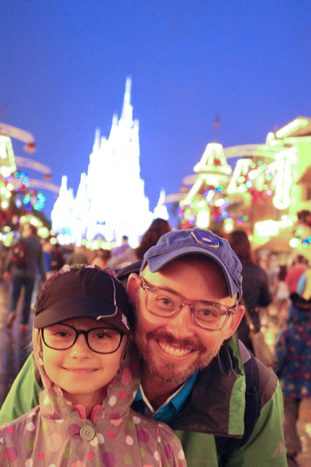 Early Morning at Magic Kingdom