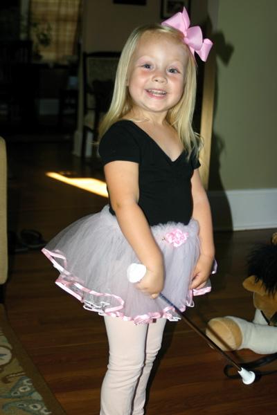 Ballerina Camille