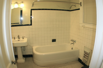 Our Bathroom - Before