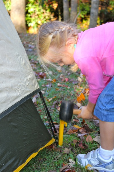 Camping Helper