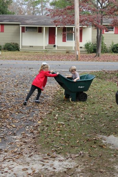 Wheelbarrow Full of Fun