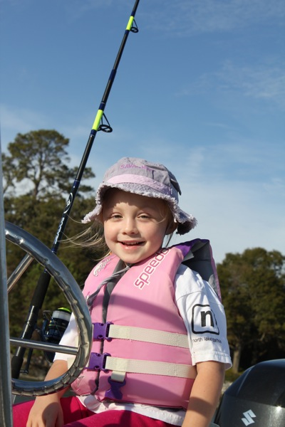 Junior Boat Captain