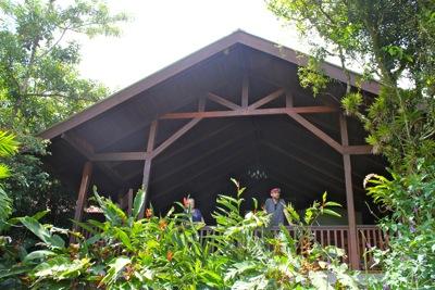 UGA Costa Rica Reception Hall