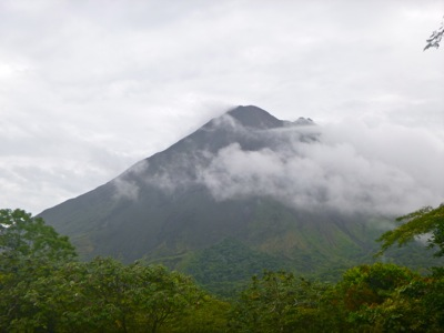 Arenal Appears!