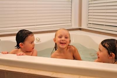 Tub Full of Fun