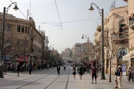 Ben Yehuda Market