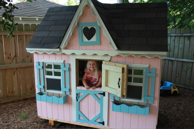 New Playhouse!