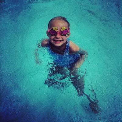 Birthday Swim