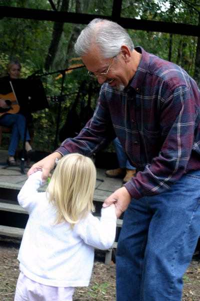 Dancing with Granddaddy