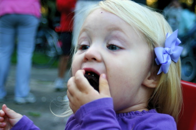 Yummy Chocolate Cupcake