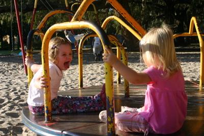 Playground Antics