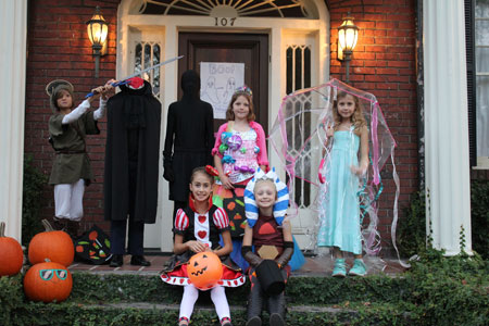 Halloween Crew 2014