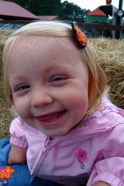 Hayride Smiles