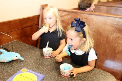 Ice Cream with Lola
