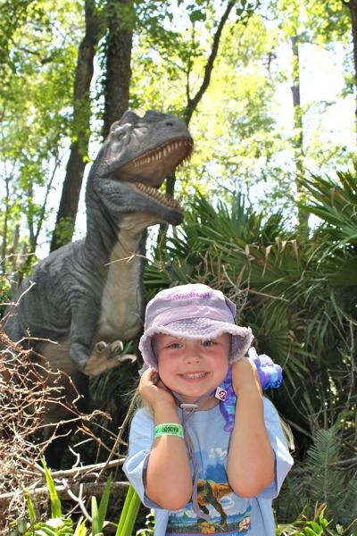 Jax Zoo Dino