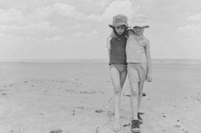 Two Sweet Beach Girls