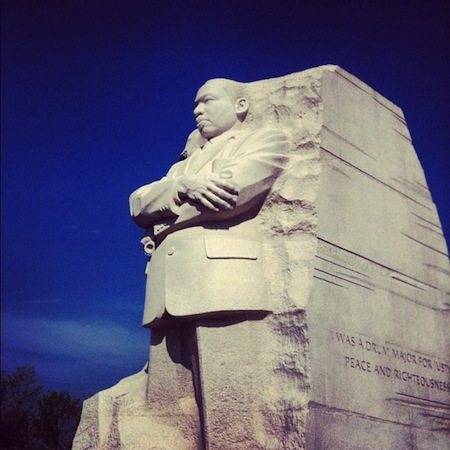 DC Run - MLK Memorial