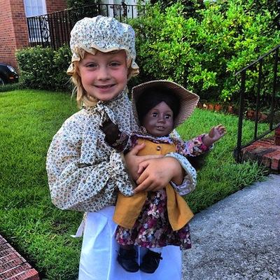 Pioneer Birthday Girl