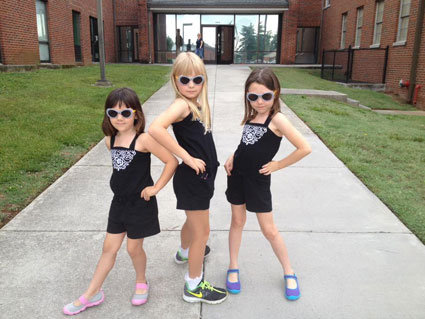 Sassy Cousins