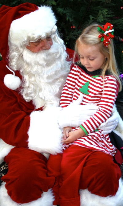 A Chat with Santa