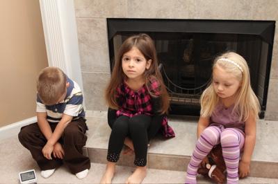 Tired Kiddos