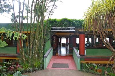 Volcano Brewing Company Hotel