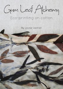 Learn how to eco-print on cotton