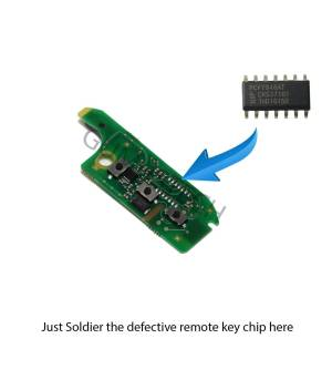 Lancia Ypsilon Daily RemoteRepairBoard-lancia-ypsilon-daily-magnetti-marelli-bsi-3button-remote-control-repair-pcb-circuit-pcf7946-id46-433mhz-oem-original-after-market-3659A-fi2am433tx-71775511-71754380-71765806