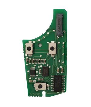 Opel Vectra-C Signum RemoteBoard-opel-vectra-c-signum-3button-remote-key-remote-control-pcb-board-circuit-single-93187530