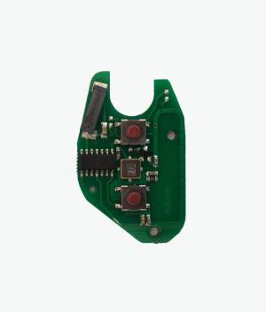 opel-vivaro-movano-remote-board-pcb-circuit-433-mhz-pcf7946-id46-oem-after-market-original-single-front