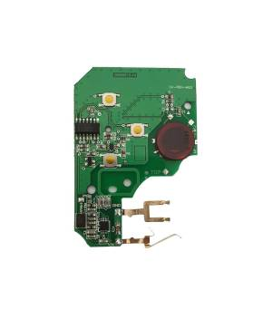 Renault Megane2 Remote Board-renault-megane2-scenic2-smart-card-remote-board-pcb-circuit-pcf7947-id46-433mhz-oem-aftermarket-7701209132-7701209135-front