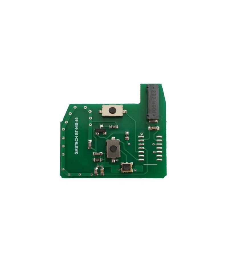 nissan-pcf-7946-id-46-433-mhz-2-buttons-micra-qashqai-terrano-nv200-cabstar-tiida-pathfinder-note-micra-navara-remote-repairement-board-pcb-pn-5wk4-876-28268-ax61a
